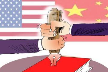 美国提高5500亿商品关税 中方反制理性坚决有力