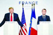 G7峰会暗流汹涌