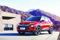 雪佛兰老练新锐SUV创界将于9月5日上市