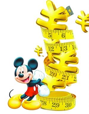 身高年龄兼顾 上海迪士尼启动儿童票新标准