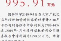 首單!國科環宇科創板IPO遭上交所否決