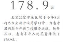 北京22家医院全面开设药学门诊