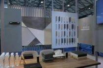 亮相上海家具展 拜勒尼用板材演绎空间美学