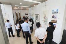 民生银行北京分行举办庆祝新中国成立70周年书画摄影展