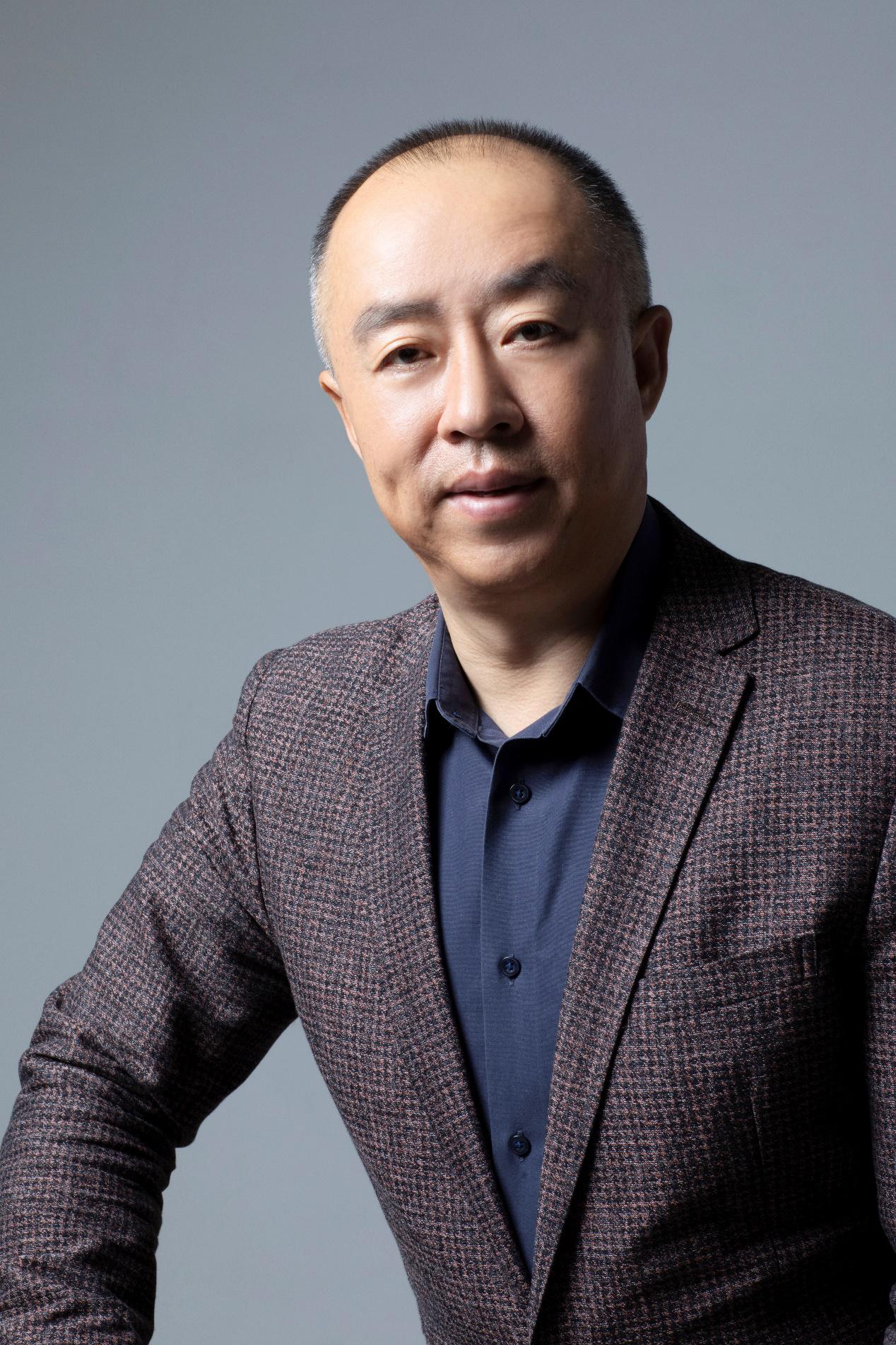 接受北京商报记者专访,东易日盛董事长陈辉直陈科技是家装核心竞争力