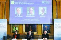 锂电池研发者喜提诺贝尔化学奖