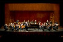 安德拉斯·席夫执棒专属乐团奏响巴赫贝多芬古典精品