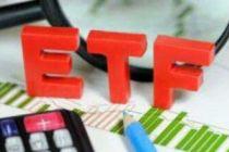 年内股票ETF成交额超去年