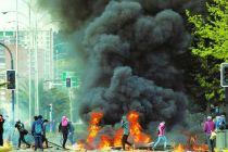 智利骚乱继续蔓延 多城进入紧急状态