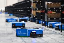 千余机器人联手 菜鸟智能仓发货能力提升60%
