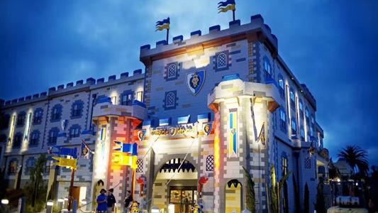 樂高樂園在華首店落子上海