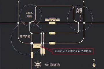 50年长租代销售 国门金融中心涉嫌违规