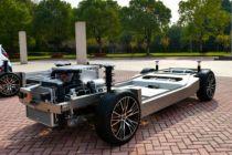"""""""氫""""領新時代,眾泰汽車首家采用功率達到3.5KW/L密度的氫燃料電堆"""