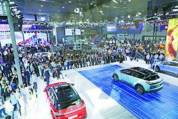 广州车展问路新能源拐点
