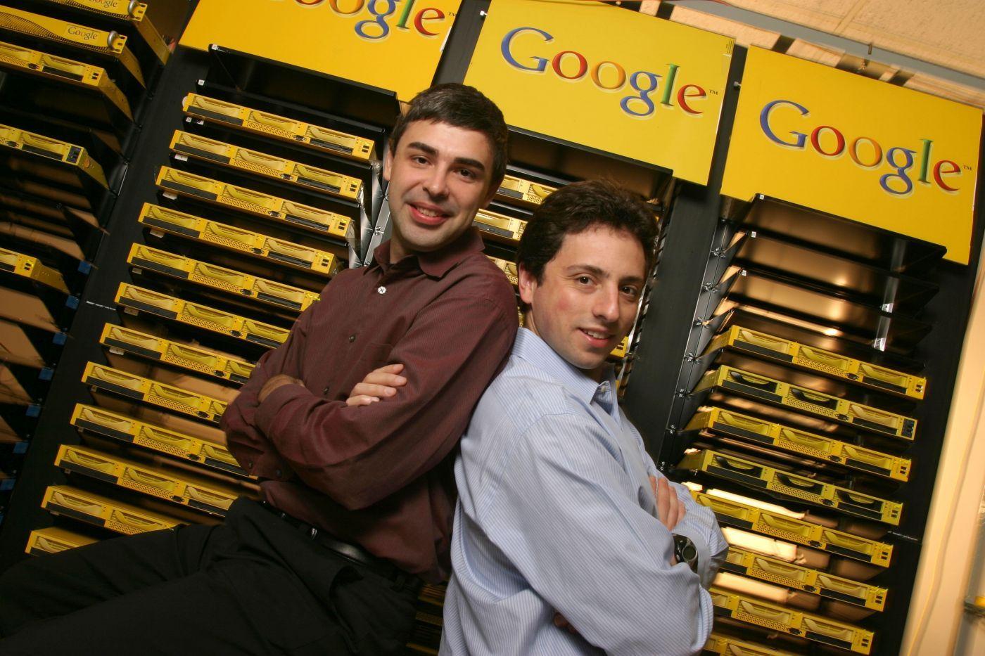 里拉佩奇 布林 谷歌创始人 CFP