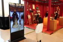 """商汤科技与故宫文化携手?#29486;?#25171;造""""科技+文化""""互动式展览"""