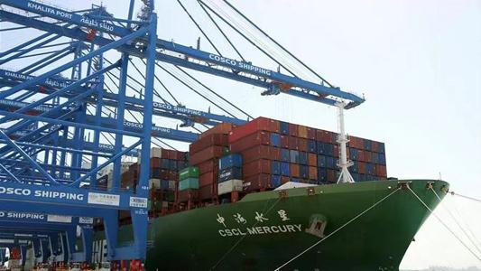 11月外貿進口增速重回正增長