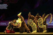 中国儿艺年末压卷之作《长城的传说》首演