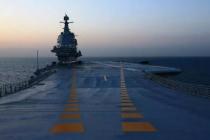 海军新闻发言人就山东舰入列有关问题答记者问