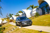 提供七座選擇的豪華緊湊級SUV——試駕奔馳GLB