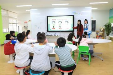 "AI教育機器人首進課堂 網龍如何把握""一帶一路""上的教育商機?"