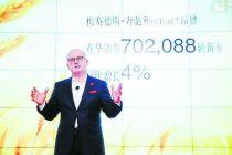 2019年核心業務穩健增長 梅賽德斯-奔馳深耕中國戰略市場