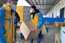 苏宁:积极备货口罩、消毒液  禁止相关大发3d涨价