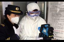 直擊北京公共交通運行保障:公交消毒加密 地鐵全路網推行體溫測試系統