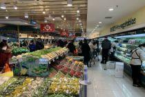 """北京""""菜鲜果美""""超市白菜土豆销量增5倍 拓宽渠道量足价稳(附视频)"""