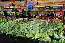 日均蔬菜庫存量266噸  春節期間通州區消費品供應充足