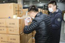 海澜之家1500万元物资驰援武汉