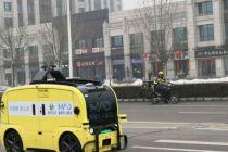 戰疫·綢繆穩增長|自動駕駛從概念到實戰 無人配送車72小時落地北京順義