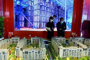 京城新房市场调查:博弈价格临界点