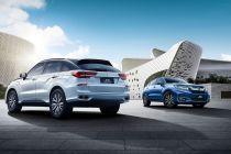 推1.5T、2.0T兩款車型   廣汽本田新款冠道正式亮相