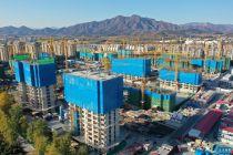 39栋室第楼主体构造完工 怀柔科学城拆迁布置房复工随手