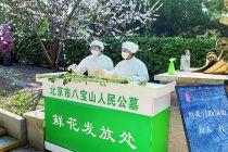 北京迎今年首个清明祭扫高峰 9天累计接待31万余人