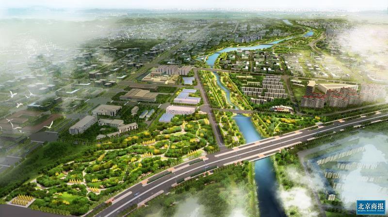 怀柔科学城雁栖河城市生态廊道预计5月开建
