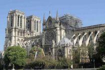 巴黎圣母院修复工程因疫情搁置 五年内恐难完工
