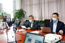 自贸区北京大兴机场片区首次线上直播发声