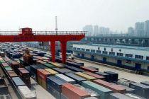 穩中有升 4月份國家鐵路貨物發送量2.67億噸 同比增長0.2%