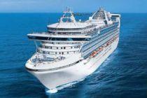 公主邮轮全球航线将继续停航至今夏结束