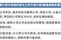 """小貸監管廣州""""打頭炮"""":鼓勵引入外資 探索""""監管沙盒""""試驗"""