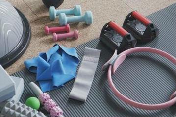 京东618首场活动健身用品成交额同比增长翻两倍
