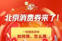 北京122億元消費券蓄勢消費回升(一圖讀懂怎么領)