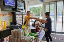订单量增长340%  北京苏宁小店菜场重点菜品备货增至平时5倍