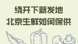 绕开新发地 北京生鲜如何保供