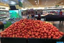 北京华联直采蔬菜连夜进京 进货供给量达平日3倍