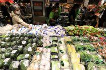超市发民生蔬菜基地直采  一个月不涨价