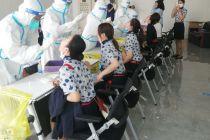 大兴机场2.7万余名工作者接受核酸检测