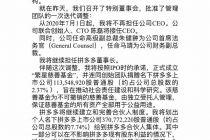 拼多多升级组织架构 陈磊接替黄峥任CEO